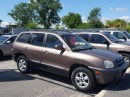 Used 2006 Hyundai Santa Fe V6 AWD for sale in Selwyn, ON