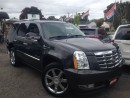 Used 2010 Cadillac Escalade SOLD for sale in Hamilton, ON