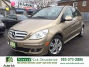Used 2006 Mercedes-Benz B-Class TURBO-LEATHER-SUNROOF-ALLOY for sale in Hamilton, ON