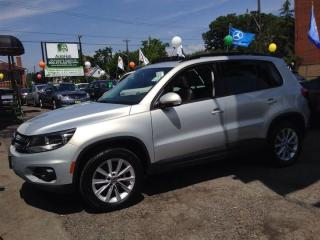 Used 2012 Volkswagen Tiguan SOLD for sale in Hamilton, ON