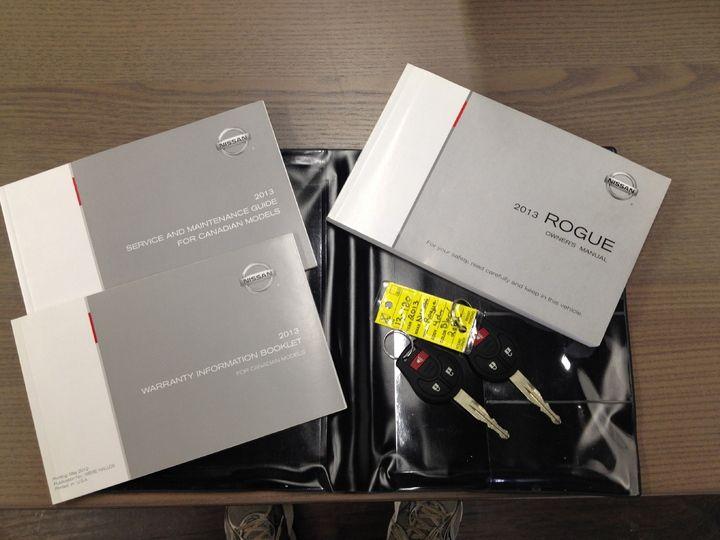2013 Nissan Rogue | CarNetwork Inc