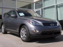 Used 2015 Infiniti QX50 LUXURY/LEATHER/MOON ROOF/REAR VIEW MONITOR for sale in Edmonton, AB
