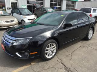 Used 2012 Ford Fusion LOW KMS-SEL-HEATED SEATS-SPORTY CLASS!! for sale in Waterloo, ON