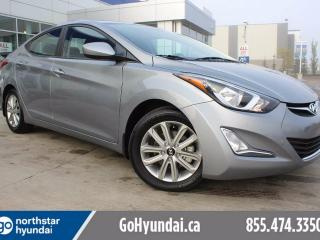 Used 2015 Hyundai Elantra Sport LOW KM/SUNROOF/ALLOYS for sale in Edmonton, AB