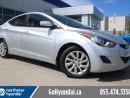 Used 2013 Hyundai Elantra AUTO HEATED SEATS BLUETOOTH for sale in Edmonton, AB