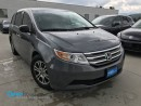 Used 2013 Honda Odyssey EX A/T Local Bluetooth AUX Dual Zone AC Rearview Cam Cruise Control TCS ABS for sale in Port Moody, BC