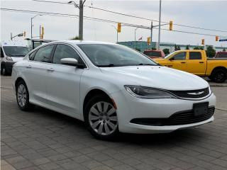 Used 2015 Chrysler 200 LX**2.4L**9 Speed**Push Button Start for sale in Mississauga, ON