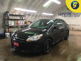 Used 2014 Ford Focus SE*KEYLESS ENTRY*CLIMATE CONTROL*CRUISE CONTROL*MICROSOFT SYNC PHONE CONNECT*POWER WINDOW/LOCKS/MIRRORS*AM/FM/CD/AUX/USB/BLUETOOTH* for sale in Cambridge, ON