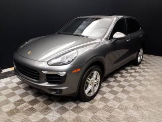 Used 2016 Porsche Cayenne CPO | Ext. Warranty | Premium PLUS | BOSE | H/C Seats | Blind-spot for sale in Edmonton, AB
