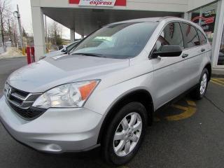Used 2011 Honda CR-V for sale in L'ile-perrot, QC