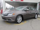 Used 2012 Honda Civic EX for sale in L'ile-perrot, QC