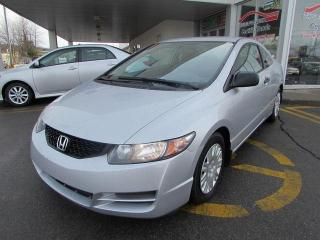 Used 2010 Honda Civic for sale in L'ile-perrot, QC