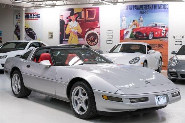 1996 Chevrolet Corvette Collectors Edition LT4 w 6 Speed