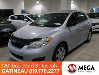 Used 2010 Toyota Matrix FWD for sale in Gatineau, QC