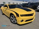 Used 2010 Chevrolet Camaro 2SS RWD M/T 6.2L V8 SFI  M/T Bluetooth AUX Leather Sunroof Cruise Control Brembo Brakes HID Headligh for sale in Port Moody, BC