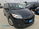 Used 2012 Mazda MAZDA5 GT A/T No Accident Local Bluetooth Cruise Control AC Power Lock Power Window for sale in Port Moody, BC