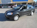Used 2009 Pontiac Wave Automatic, Low km, 4 door, Air, Certified for sale in North York, ON
