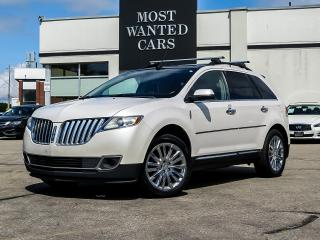 Used 2011 Lincoln MKX for sale in Kitchener, ON