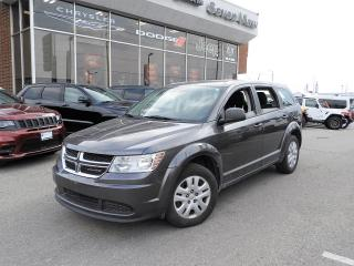 Used 2015 Dodge Journey CVP/SE Plus for sale in Concord, ON