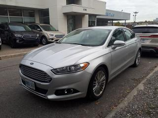 Used 2014 Ford Fusion SE, AWD Heated Seats, Back Up Cam, NAV for sale in Scarborough, ON