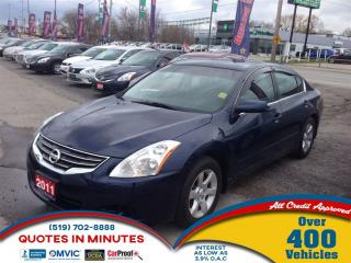 Used 2011 Nissan Altima 2.5 S * OPEN EVERY SUNDAY * COME PICK YOUR CAR for sale in London, ON