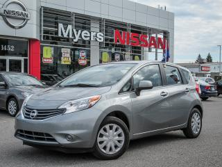 Used 2014 Nissan Versa SV, STANDARD, BACK UP CAMERA for sale in Orleans, ON