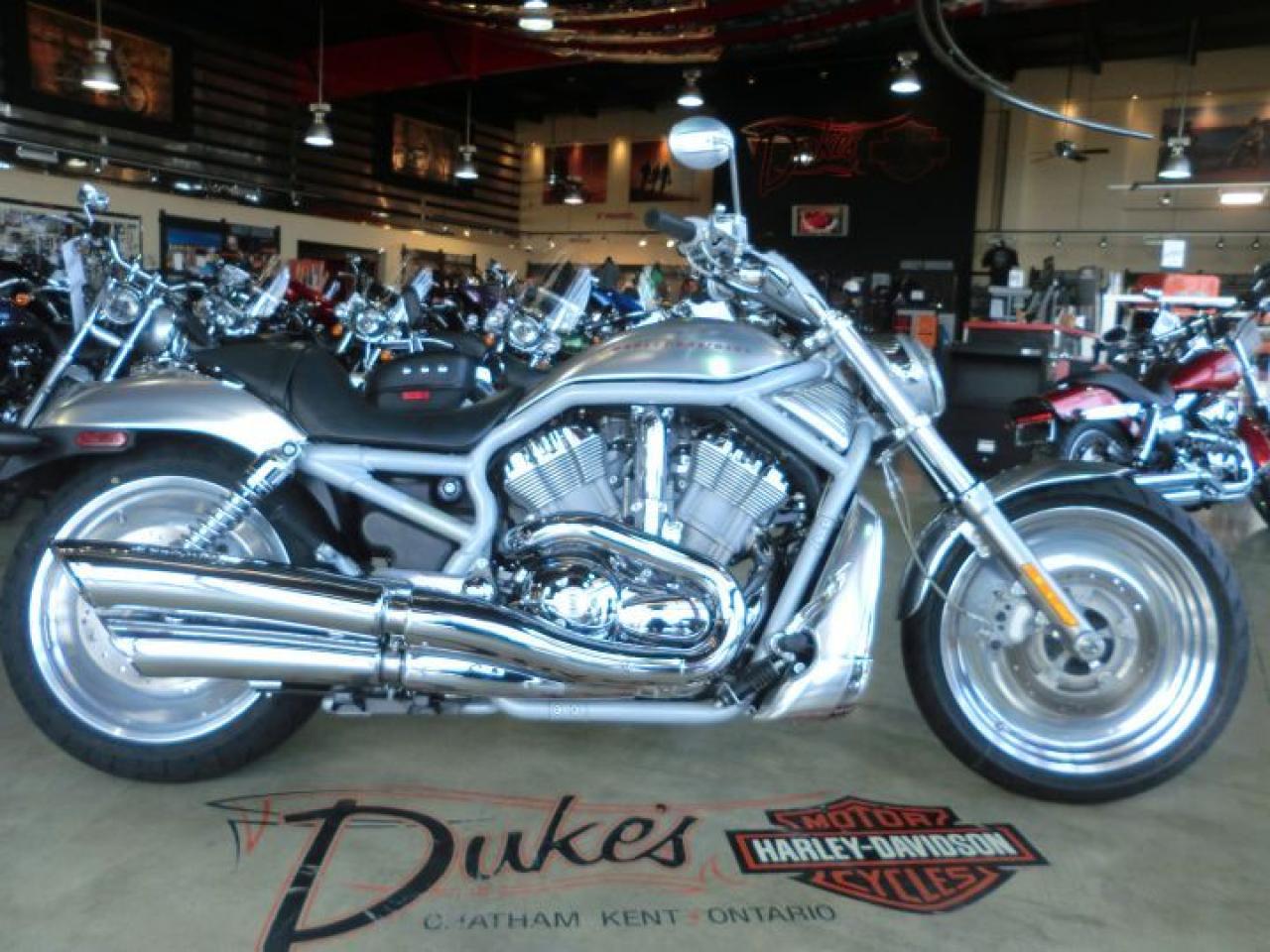 2002 Harley-Davidson V-Rod