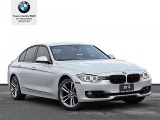 Used 2013 BMW 328i xDrive Sedan Sport Line Navigation for sale in Unionville, ON