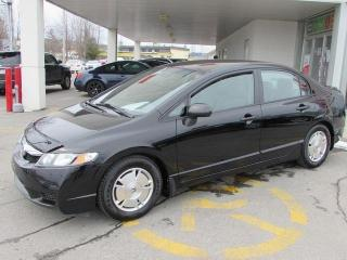 Used 2009 Honda Civic DX-G for sale in L'ile-perrot, QC