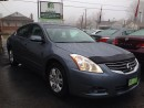 Used 2011 Nissan Altima SOLD for sale in Hamilton, ON