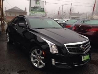 Used 2013 Cadillac ATS SOLD for sale in Hamilton, ON