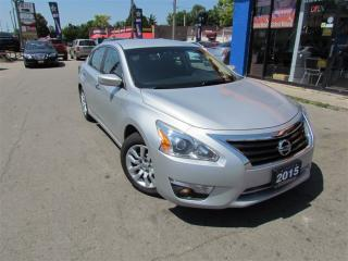 Used 2015 Nissan Altima 2.5 S | CAM | SAT RADIO for sale in London, ON