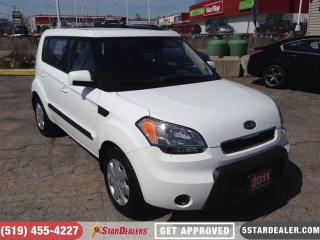 Used 2011 Kia Soul HEATED SEATS | GREAT PRICE for sale in London, ON