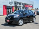 Used 2015 Nissan Micra SV, BACK UP CAMERA, HEATED MIRRORS for sale in Orleans, ON