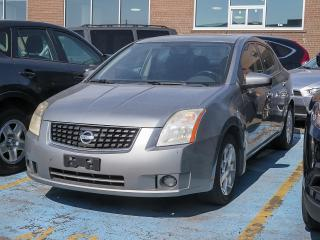 Used 2008 Nissan Sentra LEATHER ROOF LOADED!!! for sale in Scarborough, ON