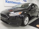 Used 2015 Ford Focus SE with back up cam to make your life more enjoyable for sale in Edmonton, AB