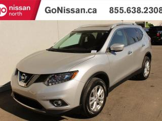 Used 2015 Nissan Rogue SV w/Moonroof for sale in Edmonton, AB