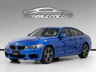 Used 2017 BMW 4 Series 440i xDrive AWD Gran Coupe M Performance, Navigation, Camera for sale in Concord, ON