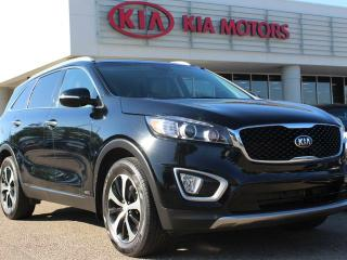 Used 2016 Kia Sorento 2.0 EX, HEATED SEATS, HEATED WHEEL, LEATHER, AUX / USB for sale in Edmonton, AB
