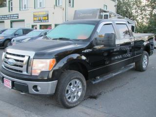 Used 2009 Ford F-150 LARIAT SUPERCREW 5.5 for sale in Brockville, ON