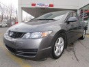 Used 2009 Honda Civic LX for sale in L'ile-perrot, QC