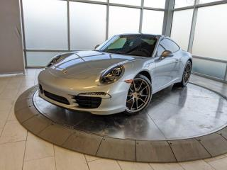 Used 2015 Porsche 911 Carrera | CPO | Ext. Warranty | Premium Plus | Manual | No Accidents for sale in Edmonton, AB