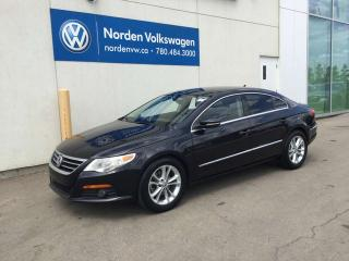 Used 2012 Volkswagen Passat CC 2.0 TURBO - SPORTLINE DSG - SUNROOF / LEATHER for sale in Edmonton, AB