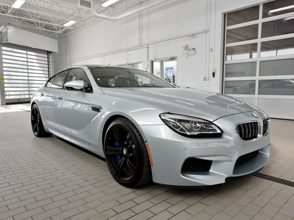 used 2016 bmw m6 gran coupe for sale in edmonton alberta. Black Bedroom Furniture Sets. Home Design Ideas