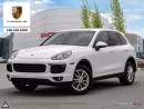 Used 2016 Porsche Cayenne Premium PKG   BOSE Surround Sound   Panoramic Roof   Entry & Drive for sale in Edmonton, AB