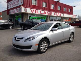 Used 2013 Mazda MAZDA6 GS-14 ***RECLINING FRONT BUCKET SEATS*** for sale in Ajax, ON