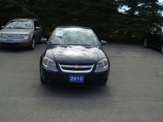 Used 2010 Chevrolet Cobalt LT for sale in Bloomfield, ON