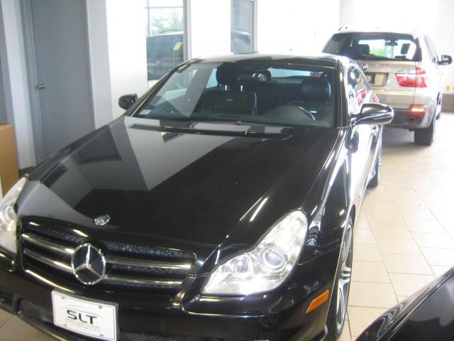 2009 Mercedes-Benz CLS-Class 6.2L AMG