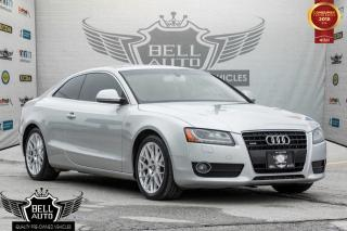 Used 2009 Audi A5 QUATTRO SUNROOF LEATHER INTERIOR BLUETOOTH AWD for sale in Toronto, ON