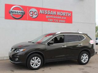 Used 2015 Nissan Rogue SV/AWD/PANO ROOF/HEATED SEATS for sale in Edmonton, AB